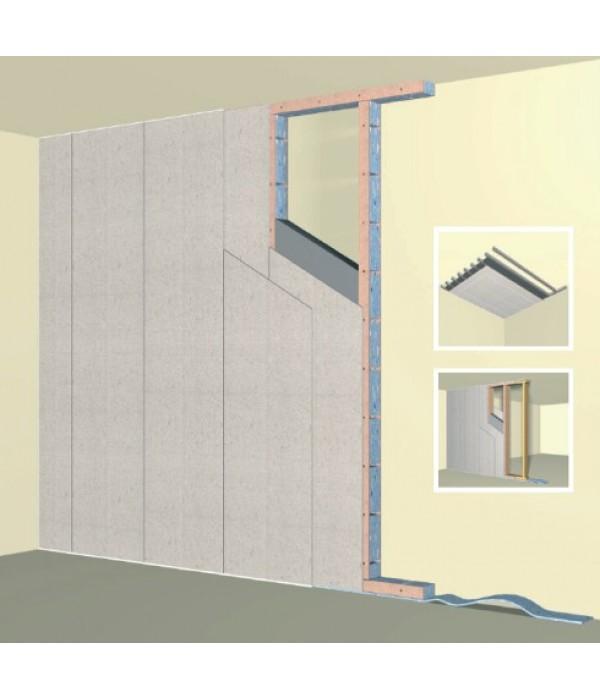 Noiseflex® Trabalis - 5,4m2 Izolácia steny od suseda