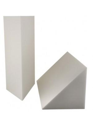 Basotect® Basstrap Biely rohový absorber MH