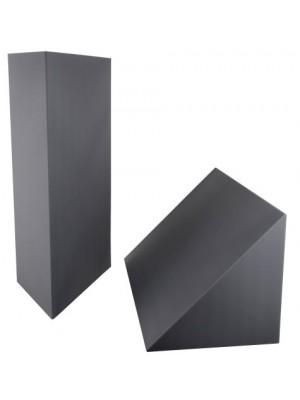 Basotect® Basstrap Sivý rohový absorber MH