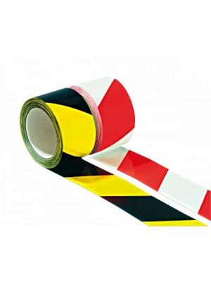 Podlahová dvojfarebná vyznačovacia páska trvalá