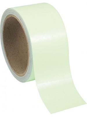 Protišmyková biela v tme svietiaca páska