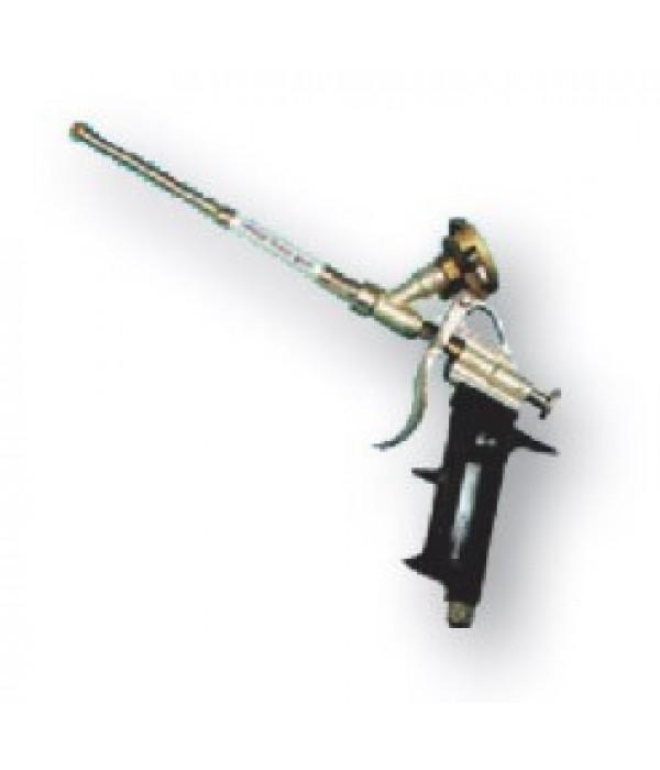 Pištoľ Profi na PU penu – kovová aplikačná pištoľ