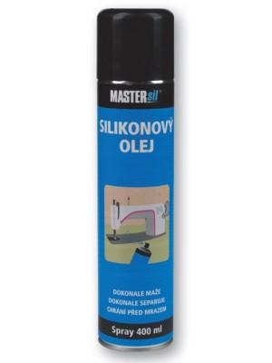 Silikónový olej