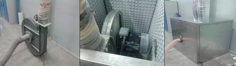 odhlučnenie mlyna